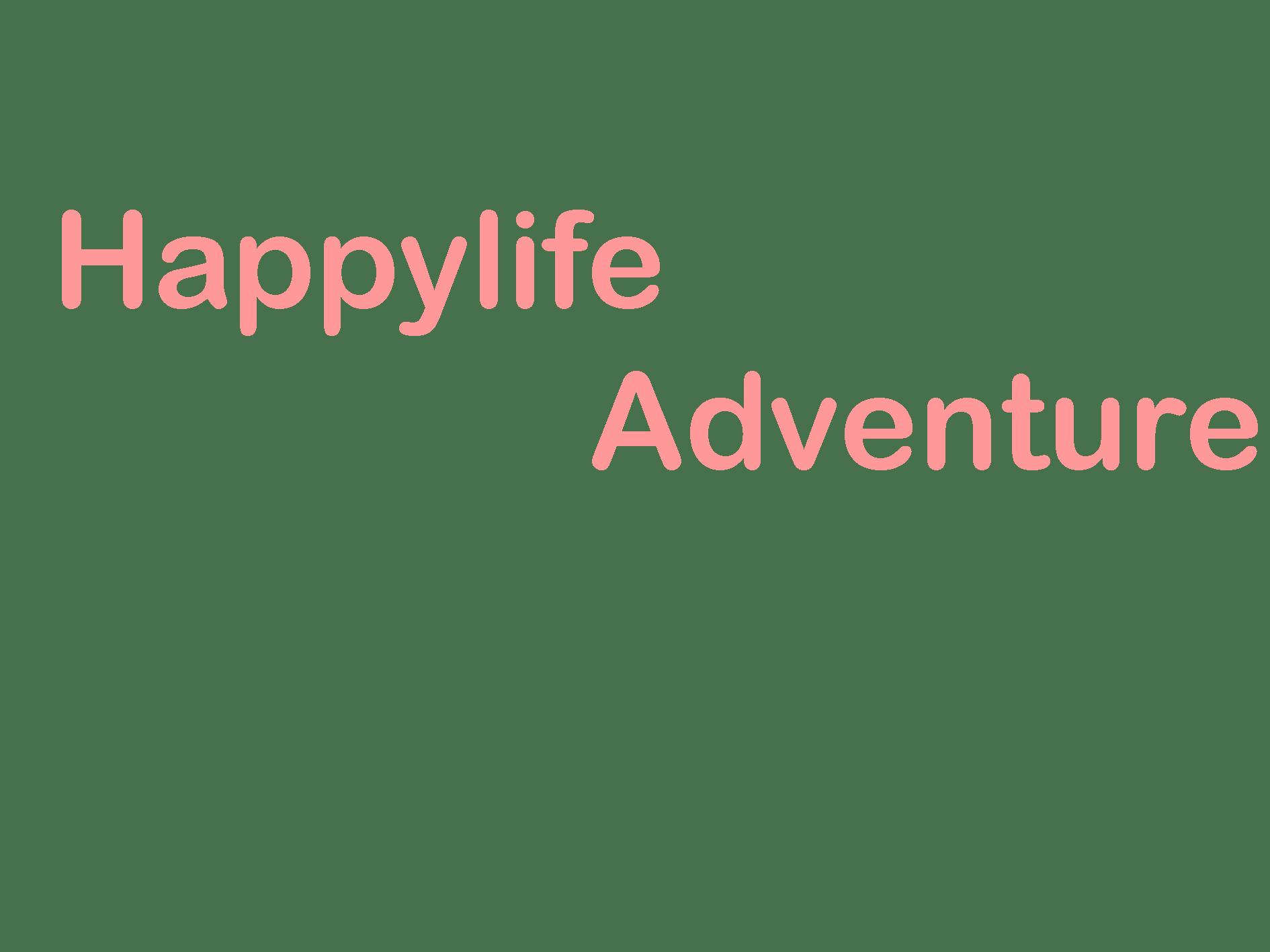 Happylifeadventure